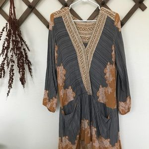 Free People Boho Tunic/Dress